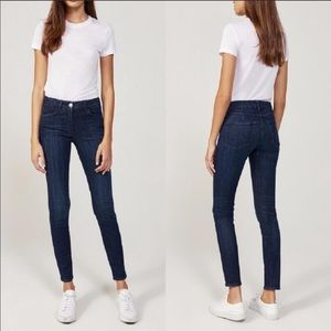 • 3x1 • Channel High Rise Skinny Jeans I03